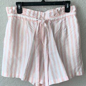 Cynthia Rowley Brand high waisted shorts